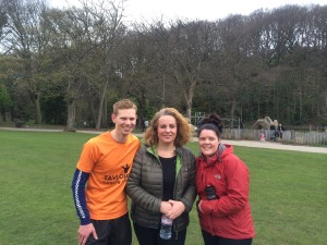 Taylored Running Group & Personal Training Sheffield Running Coaching