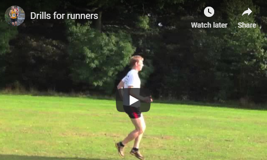 how to be a better runner personal trainer Sheffield