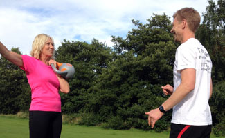 Personal training packages in Sheffield