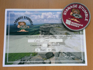 Stanage Stumble