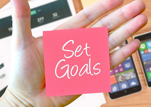 goal setting personal trainer Sheffield