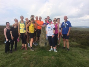 Come along to my fortnightly fell running sessions in the Peak District around Sheffield