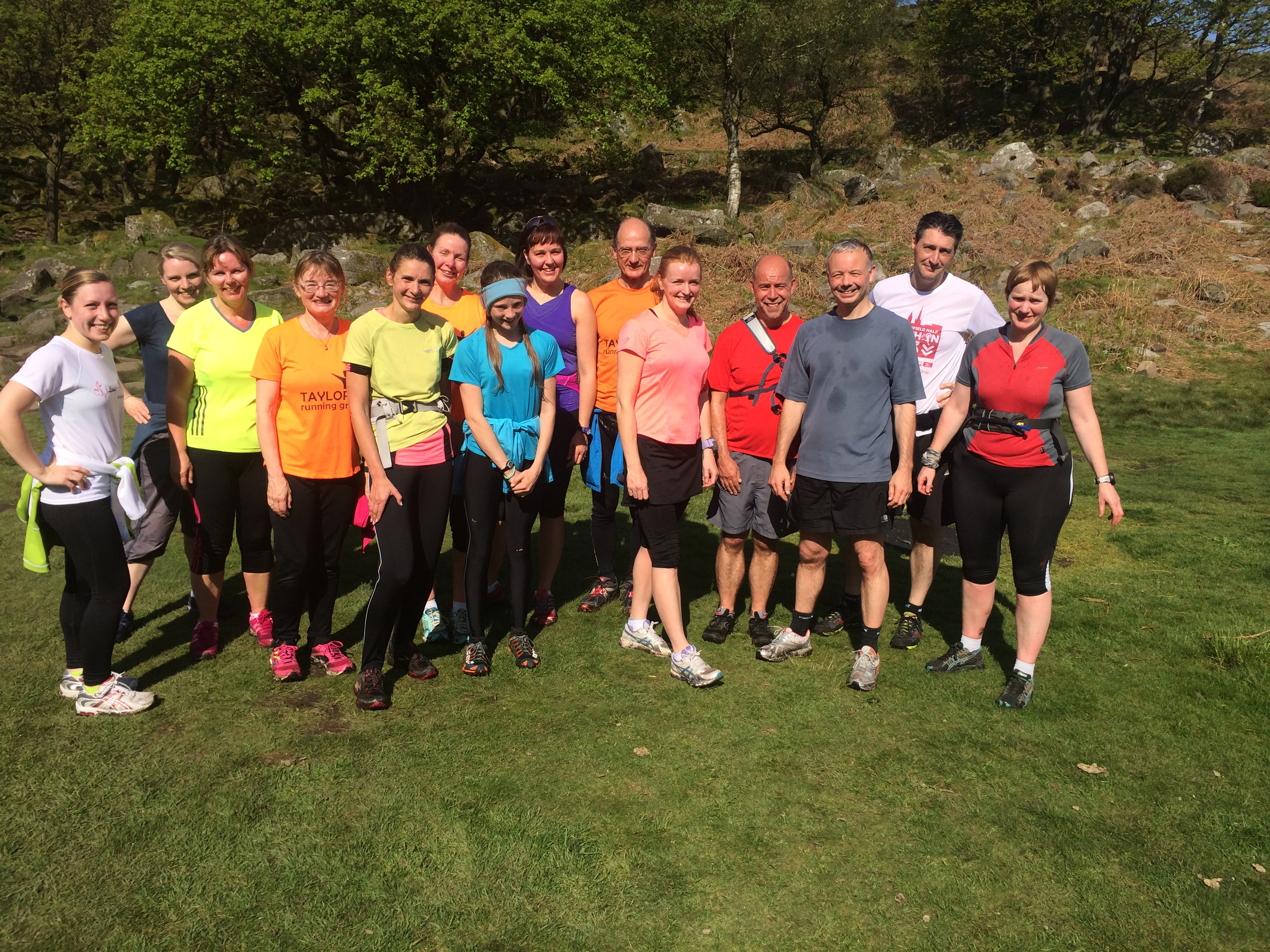 Taylored Running Group - fell running