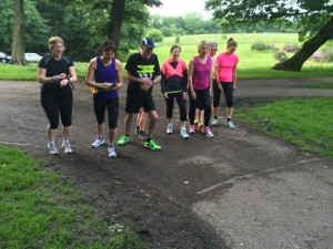 5km time trial