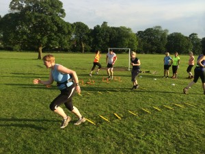 Speed, agility & quickness drills