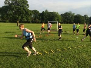 Speed, agility & quickness drills