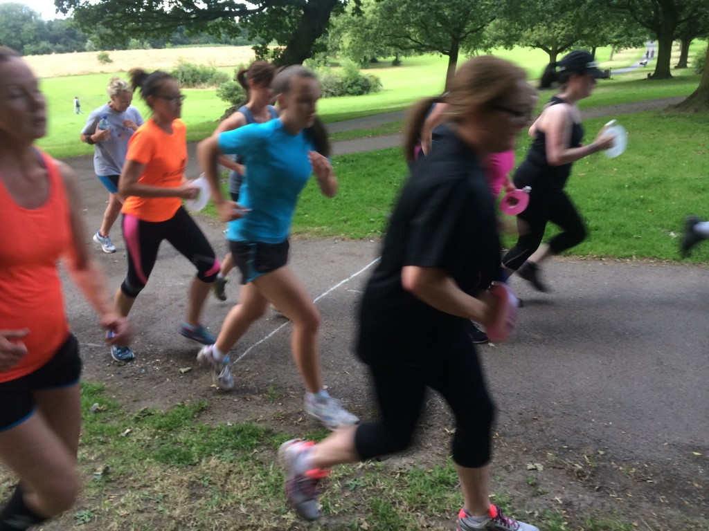 Taylored Running Group, Sheffield