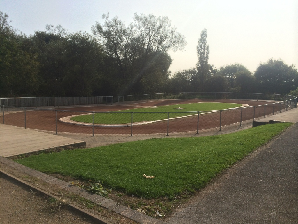 Cycle Speedway at Graves Tennis & Leisure Centre