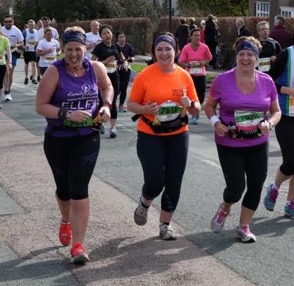 Sheffield Half Marathon 2015