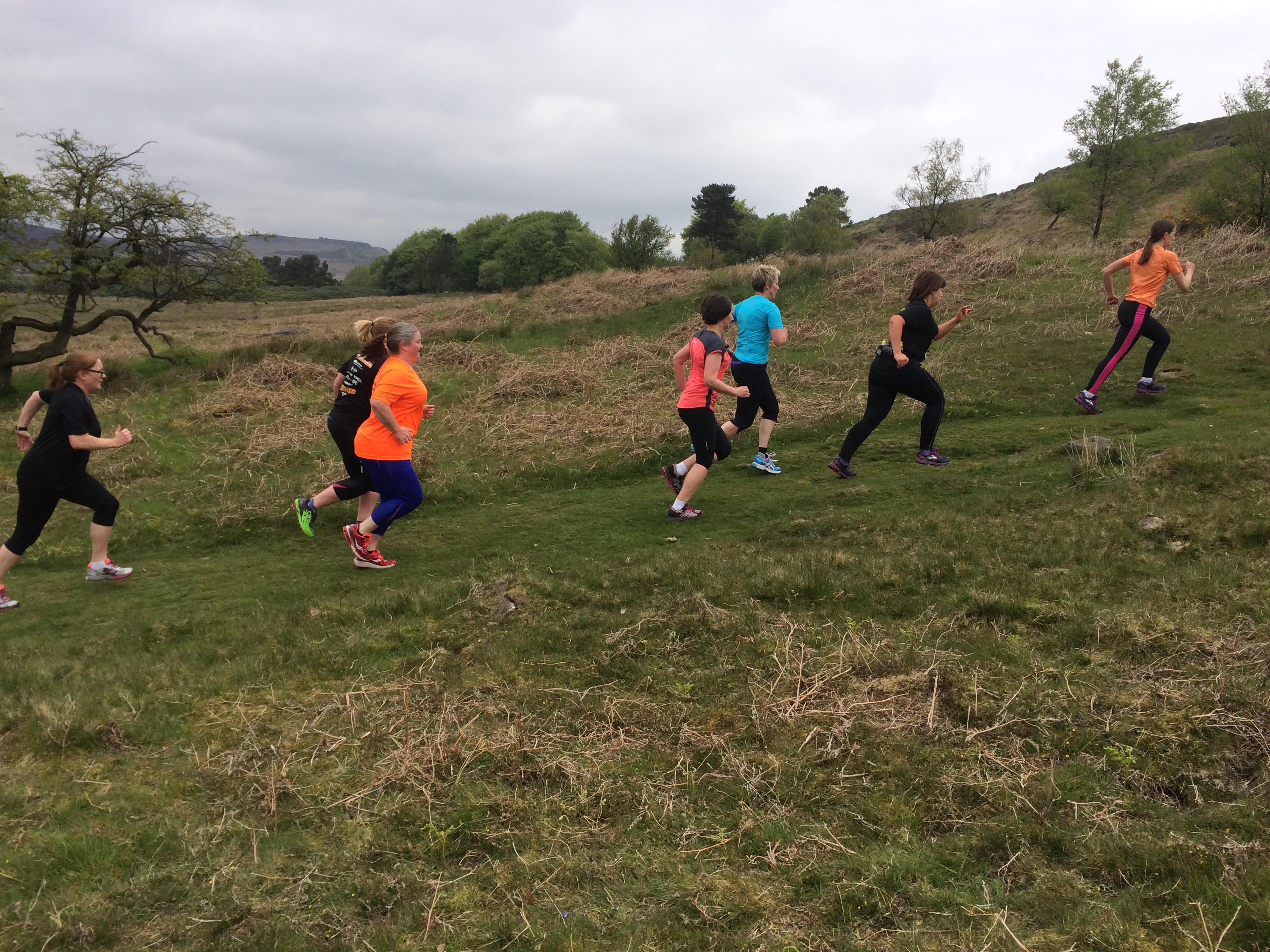 Fell Running (beginners)