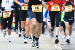 competition marathon running training Sheffield