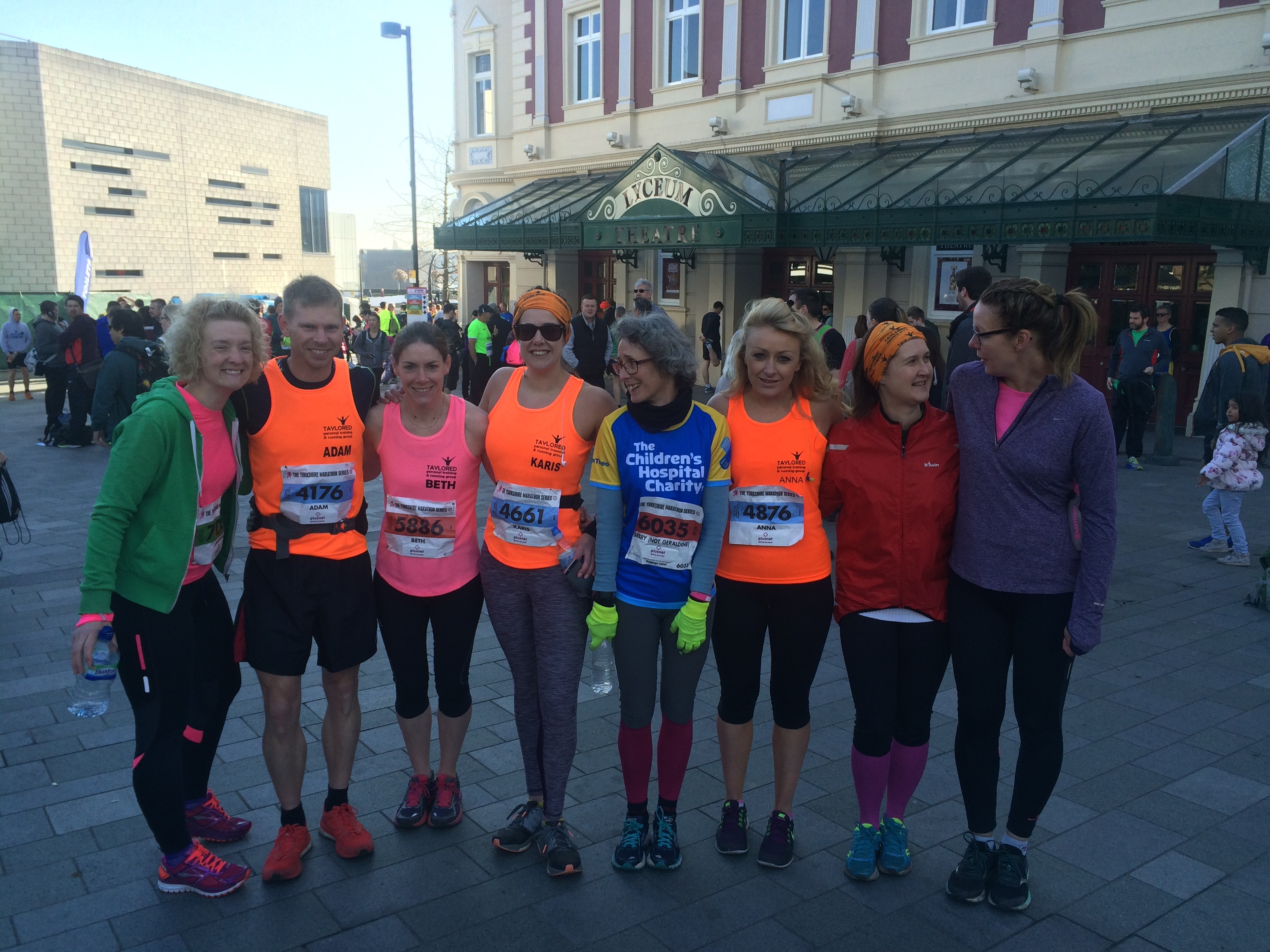 Taylored Running Group