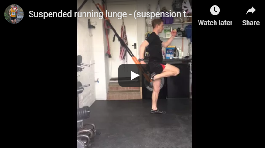 Suspension training for runners Sheffield