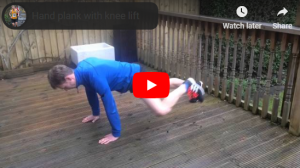 plank challenges personal trainer Sheffield