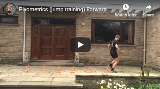 Plyometric workout for runners personal trainer Sheffield