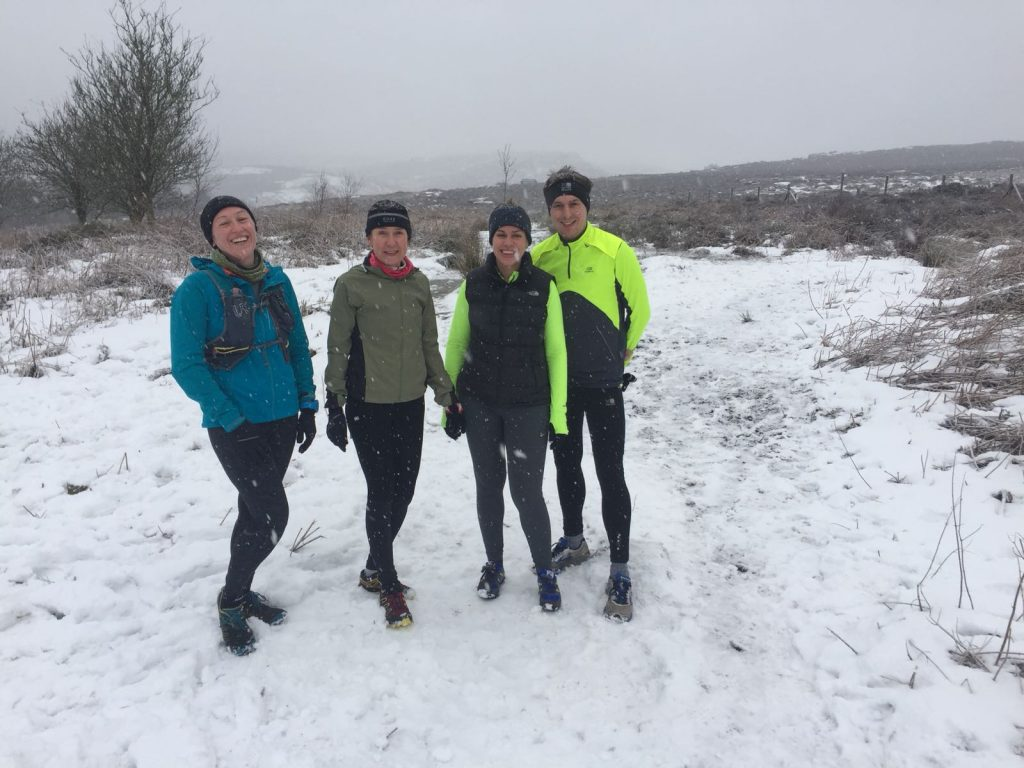 Taylored Personal Training - Group Fell Running Session