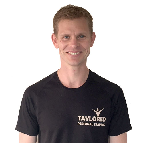 Adam Taylor personal trainer Sheffield