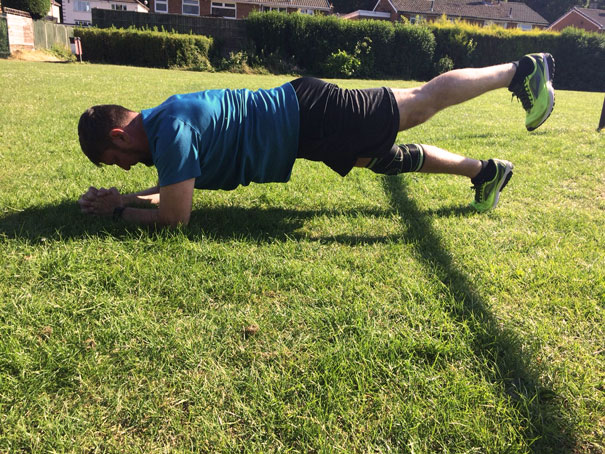 personal trainer Sheffield personal training