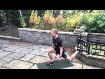 Tri-set Leg Workout