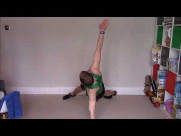 Tabata Plank Workout Taster Video