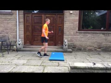 Summer Holiday Workout